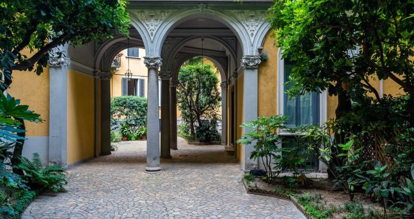 Fascino ottocentesco in San Michele del Carso